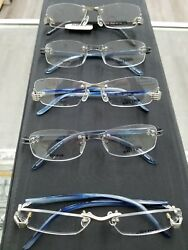 LOT of Rare Vintage JEAN PAUL GAULTIER Eyeglasses