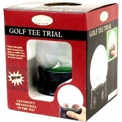 Totes Golf Ball Challenge Can You Blance The Golf Ball On The Tee ? $14.95