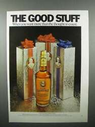 1971 Old Grand Dad Whiskey Ad