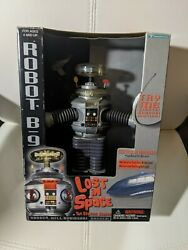 Rare Trendmasters Lost In Space The Classic Series Robot 1997 Free Shipping