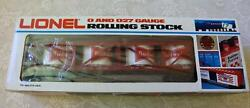 Lionel 6-9193 Budweiser Vat Carrier New Old Stock New In Box 1983-84