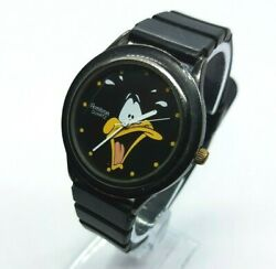 Daffy Duck Armitron Watch 90s Rare Looney Tunes Character Watch Vintage Watches