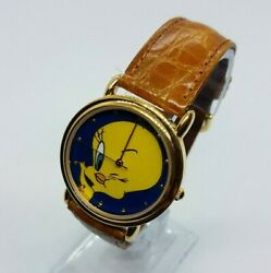 Tweety Rare Armitron 90s Looney Tunes Watch For Men And Women Character Watches
