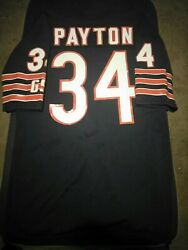 Walter Payton Chicago Bears Authentic Wilson Jersey
