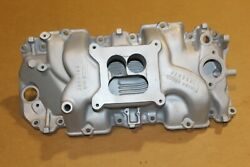 1966 Corvette Early 3885069 427/425hp L72 Intake Manifold Dated 8-25-65