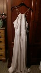 Hautand039e Couture Vera Wang Halter Blush Pink Bridal/formal Gown. Size-10