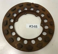 Ford Model T Early Years Coil Pack Plate - Empty For Rebuild 348