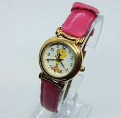 Fossil Warner Bros Studio Store Rare Tweety Looney Tunes Watch For Women And Her