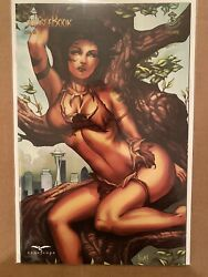 Sold Out Grimm Fairy Tales - Jungle Book 1 - Emerald City Comic Con Exclusive