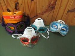 Lot of Masquerade Masks Unused