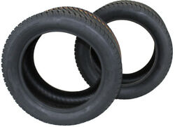 Set Of 2 New 22x10.00-14 Turf Tires For Lawn And Garden Mower Free Shipping