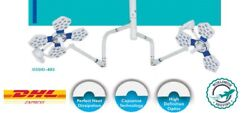 Ot Led Surgical Lights Surgical Operating 403 Light Double Dome Twin 4+3 Light