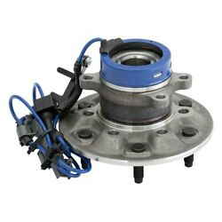 For Chevy Colorado 04-12 Moog Front Passenger Side Wheel Bearing And Hub Assembly