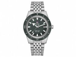 Rado Captain Cook Auto Limited Edition St Steel Gray Dial Menand039s Watch R32105103