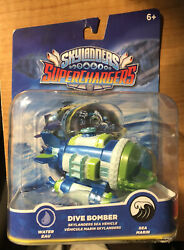 Lot Of 2 Sky Landers Superchargers Figure Character Vehicles New Sealed Box