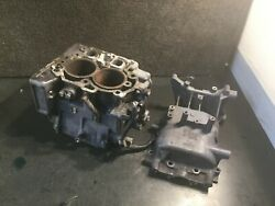 Yamaha Crankcase Assy 66m-15100-01-1s 15hp 4 Stroke Outboard Engine