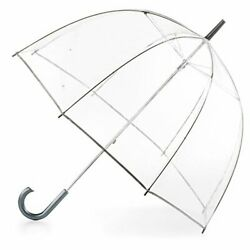 totes Women#x27;s Clear Bubble Umbrella $18.41