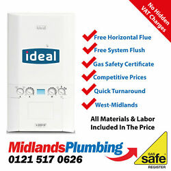 Ideal Mexico He30 Regular Floor Standing Boiler Supplied And Fitted