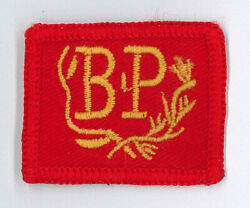Panama Scouts - Rover Scout Rs Baden Powell Bp Top Rank Highest Award Patch
