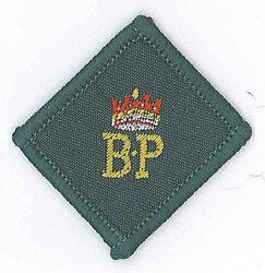 Scouts Of Australia - Rover Scout - Baden Powell Bp Highest Rank Award Patch