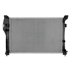 For Mercedes-benz Cla45 Amg 14-19 Pacific Best Pr8149a Engine Coolant Radiator