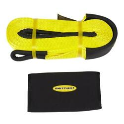 Tow Strap 4 Inch X 20 Foot 40000 Lb Rating Smittybilt