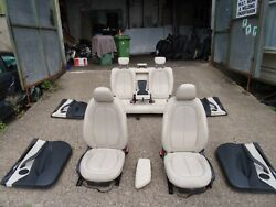 Bmw X1 F48 2015 - 2020 Complete Leather Heated Interior Seats And Door Cards