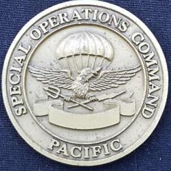 Us Socpac Special Operations Command Pacific Tsoc Theater Component Special Oper