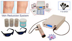 Laser Diode Vein Reduction System Professional Medipsa And Salon Machine. All New