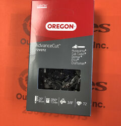 Oregon D72 72v072 3/8 .050 Chainsaw Safety Chain 72dl Fits Husqvarna And Others