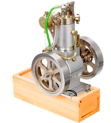 Etx Hit And Miss Gas Vertical Engine Stirling Engine Model Upgraded Water Cooling