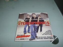 Melody Maker.the Stereophonics Story.cd Album.will Post Next Day