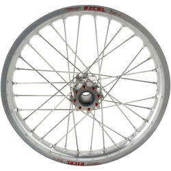 Excel Next Generation Pro Series Wheel Assembly Rear 18 X 2.50 Silver | 2r7fs40