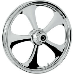 Rc Components Front Wheel - Nitro - Single Disc - 23 -w/abs | 23375-9032a-92c