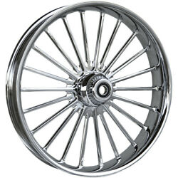 Rc Components Front Wheel - Illusion - 23 X 3.75 - With Abs | 23375-9031a-126