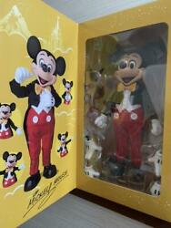 Tokyo Disney Resort Mickey Mouse Action Figure Medicom Toy With Certificate