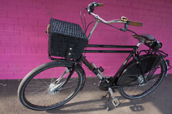 Beautiful Workcycles Double-tube Transport Bicycle With Quality Upgrades