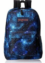 JanSport Superbreak Backpack Galaxy Brand New With Tags $23.90