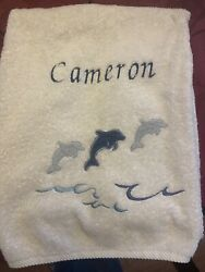 """Personalized Beach Towel """"Cameron"""" $5.00"""