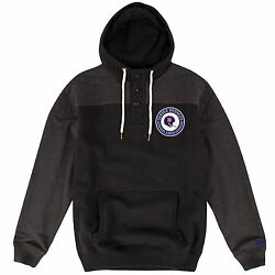 Denver Broncos Mitchell And Ness Play By Play Hooded Sweatshirt L