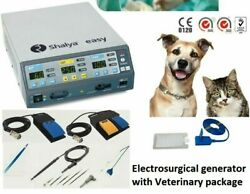 Electrosurgical Generator Use Veterinary Diathermy Surgeries Shalya Easy 250w And@