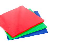 Urethane / Polyurethane Sheets Pads Mill Stock - You Pick Size Color And Duro