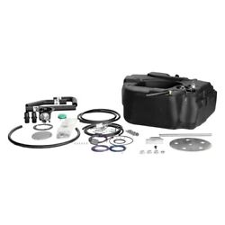 For Ford F-250 Super Duty 99-07 Spare Tire Auxiliary Fuel System