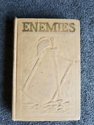 Enemies Watch Tower Bible And Tract Society 1937 Rare J. F Rutherford