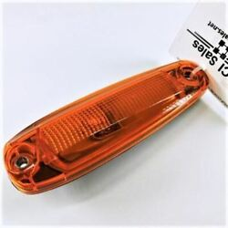 Freightliner Low Profile Amber Marker Lamp - P/n A66-01728-003