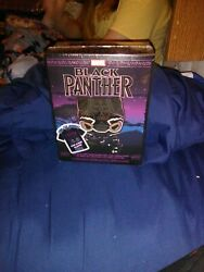 Funko Black Panther Target Exclusive Glow In The Dark Pop And Large T-shirt Sealed