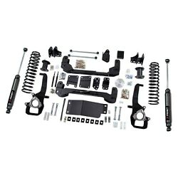 For Ram 1500 2014-2017 Rbp 6 X 6 Front And Rear Suspension Lift Kit