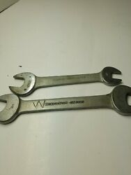 Vintage Williams Superwrench Open End 25/32 W/ 5/8 And W/ 3/4 W/ 7/8 Wrench