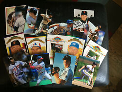Autographed 5x7 Mlb Player/coach Photos - You Pick