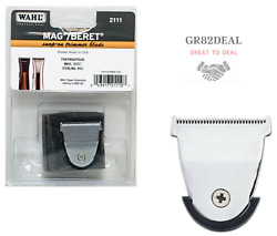Wahl 2111 Mag/beret Snap-on Trimmer Replacement Blade New
